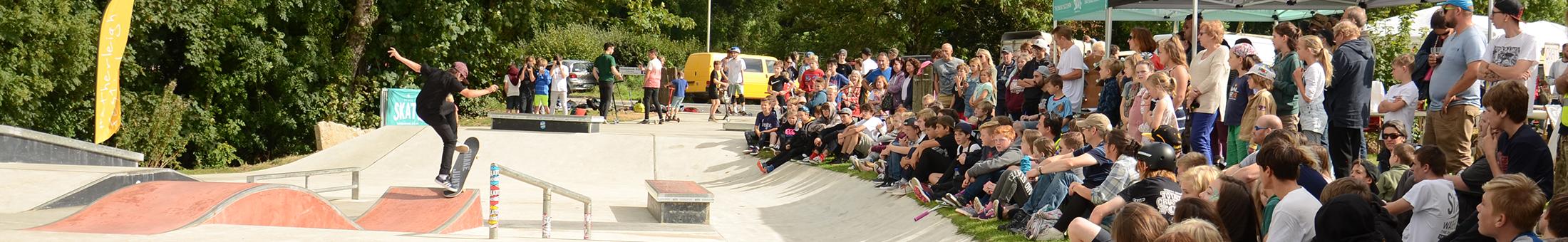 Hatherleigh Skate Jam